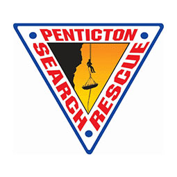 Penticton Search and Rescue logo