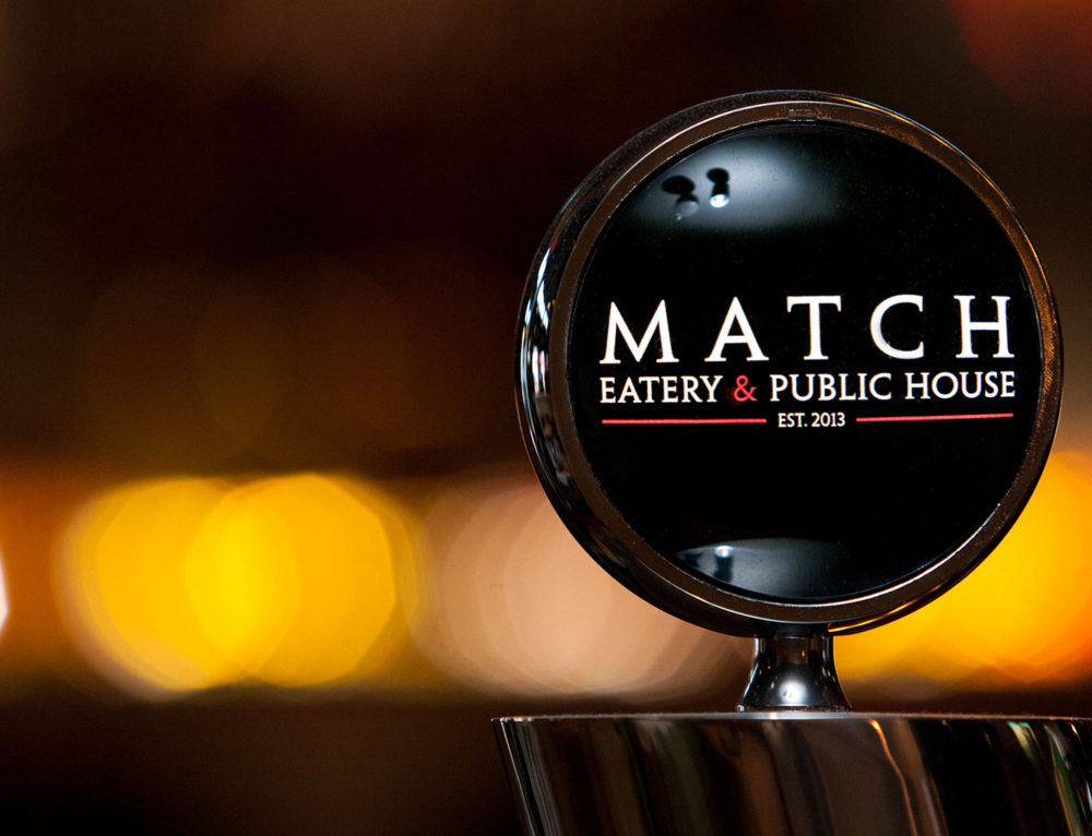 Gateway Casinos & Entertainment Announces the Addition of Signature MATCH Eatery & Public House to Chances Campbell River