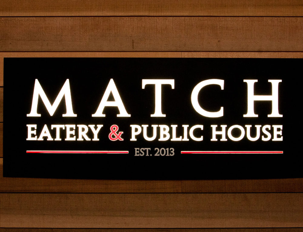 Gateway Casinos & Entertainment Announces the Addition of Signature MATCH Eatery & Public House to Chances Courtenay