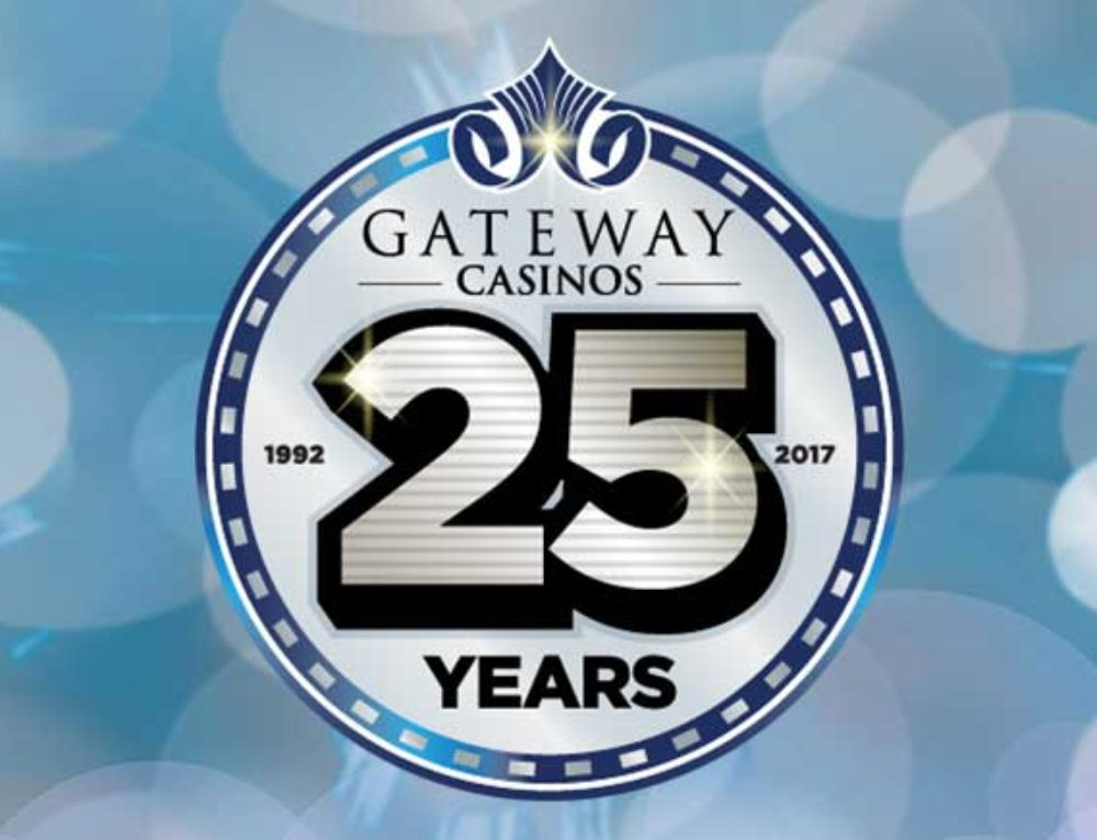 Gateway Casinos & Entertainment Celebrates 25th Anniversary in the Business of Entertainment