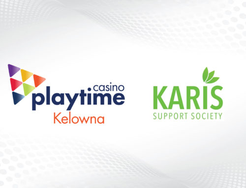 Playtime Casino Kelowna Selects Karis Support Society as Their Charity Partner