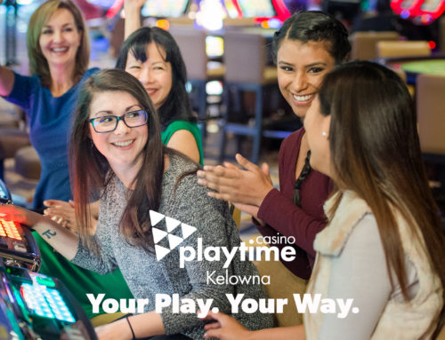Playtime Casino Kelowna Celebrates Grand Opening and Officially Opens Its Doors