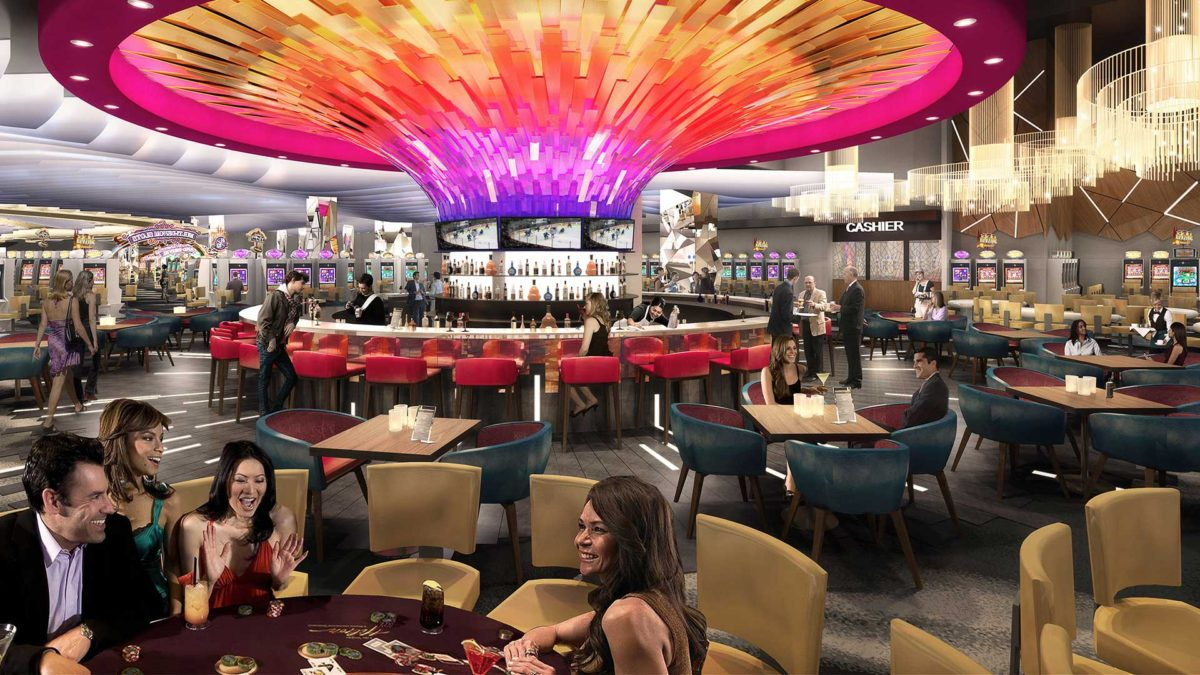 Spectacular 57 Million Transformation Of Palace Casino
