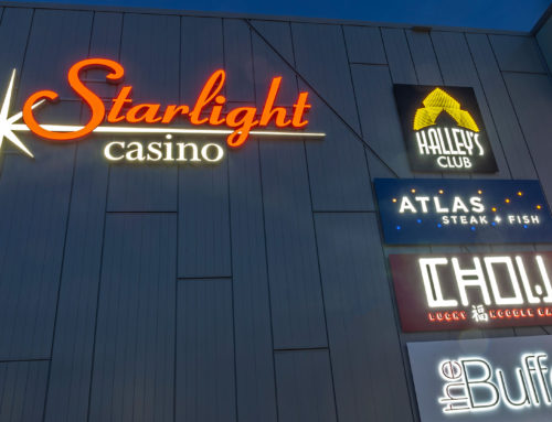Gateway Casinos & Entertainment Announces the Official Grand Opening of Starlight Casino Edmonton on September 26, 2018