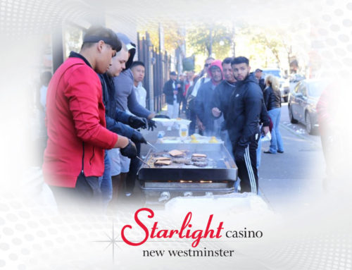 Starlight New Westminster Security Team Spends Free Time Giving Back